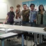 Alumnos del Katarina Gurska Septiembre 16